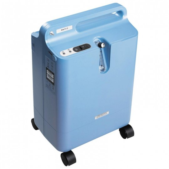 Respironics Everflo Q Stationary Oxygen Concentrator