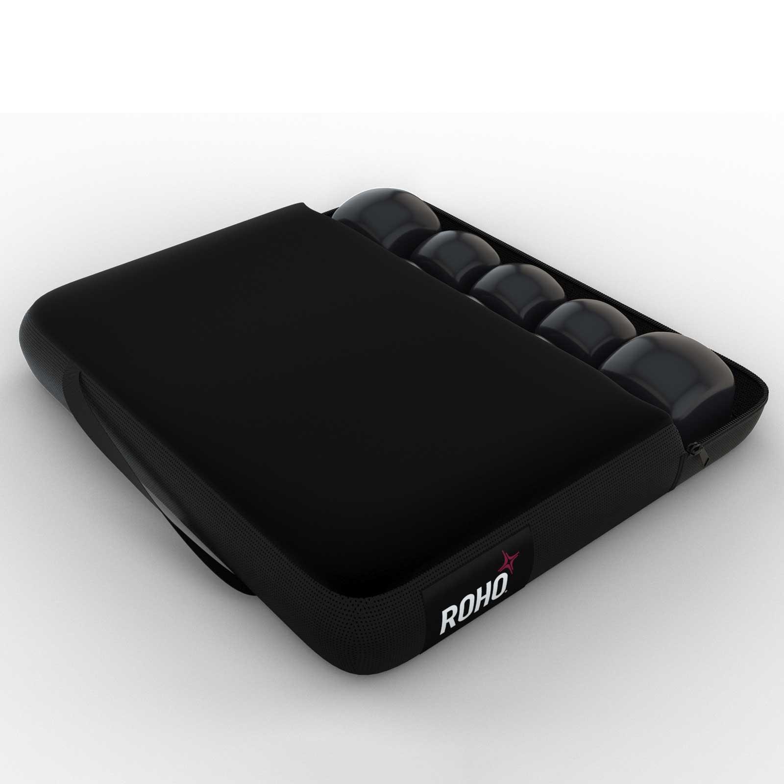 Black ROHO® MOSAIC® Cushion Cells in Cushion