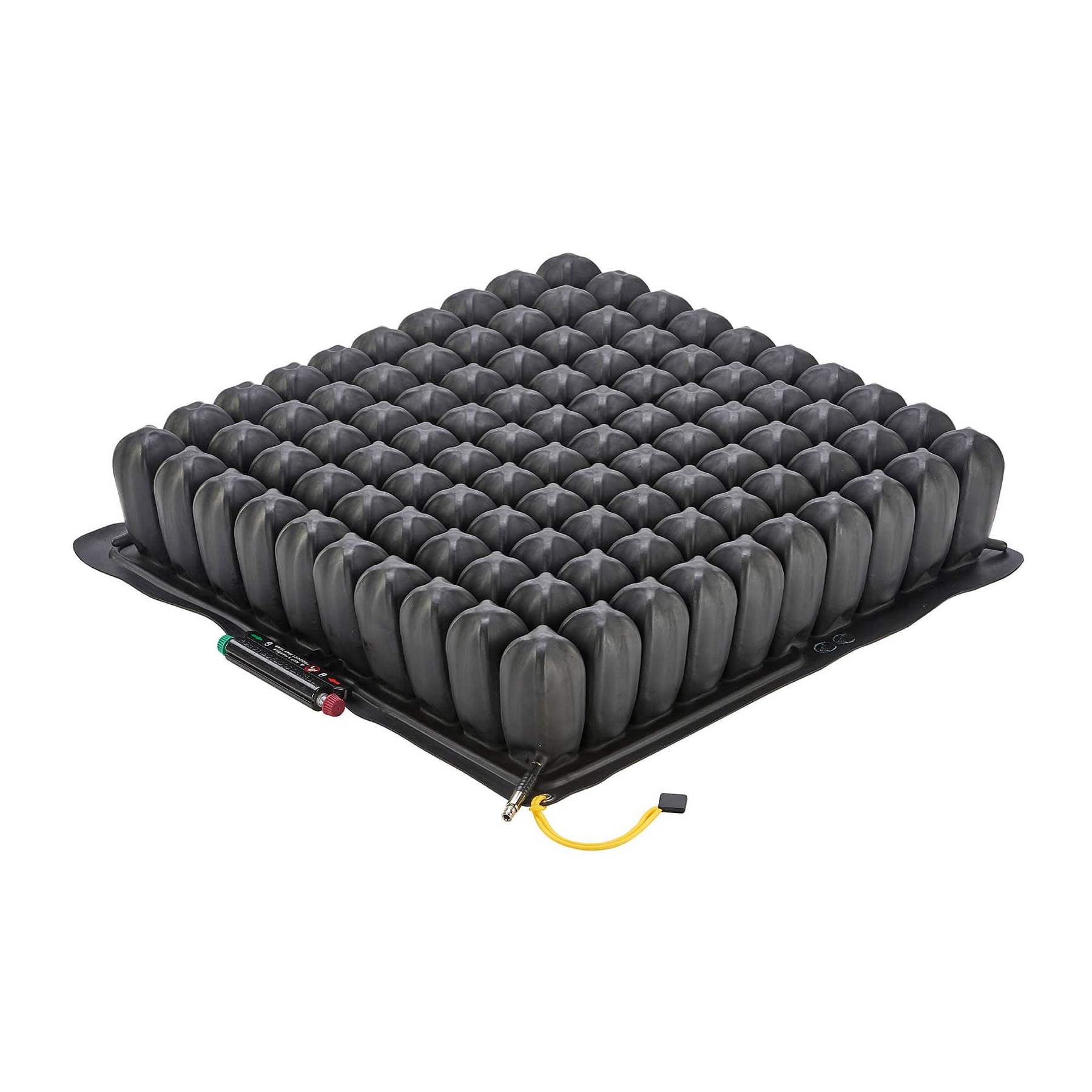 Black ROHO Quadtro Select High Profile Cushion Cells