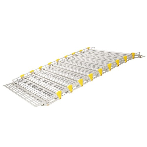 Roll-A-Ramp  Aluminum Roll-Up Ramp