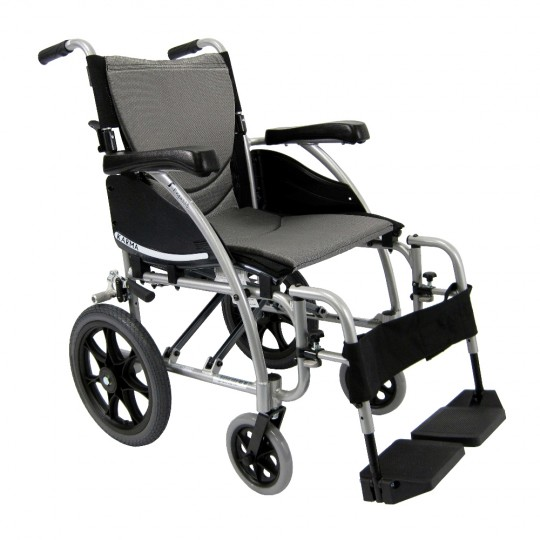 Karman S-Ergo 115TP Transport Wheelchair