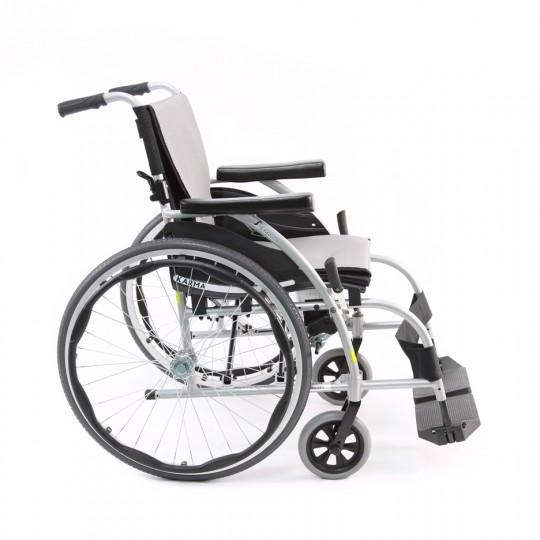 Side view of S Ergo 105 Ultra Lightweight Wheelchair