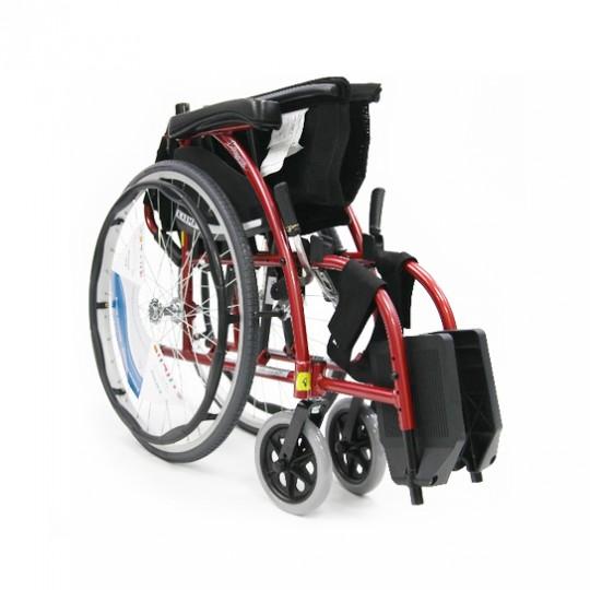 Folded S Ergo 105 Ultra Lightweight Wheelchair