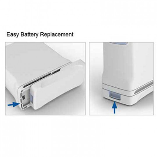 Demonstration of Battery Replacement