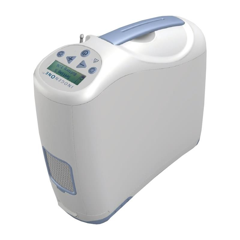 Inogen One G2 Portable Oxygen Concentrator w/ Single Battery
