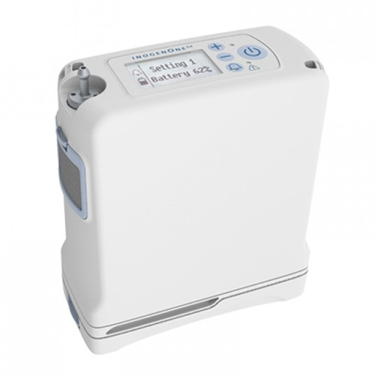 Inogen One G4 Portable Oxygen Concentrator w/ Single Battery