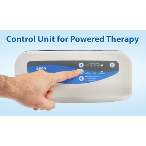 Control Unit for Powered Therapy