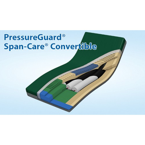 Span America Span-Care Convertible Air Mattress
