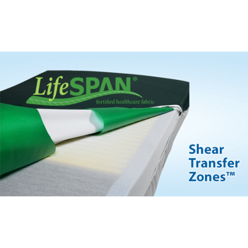 Span America Span-Care Convertible Air Mattress