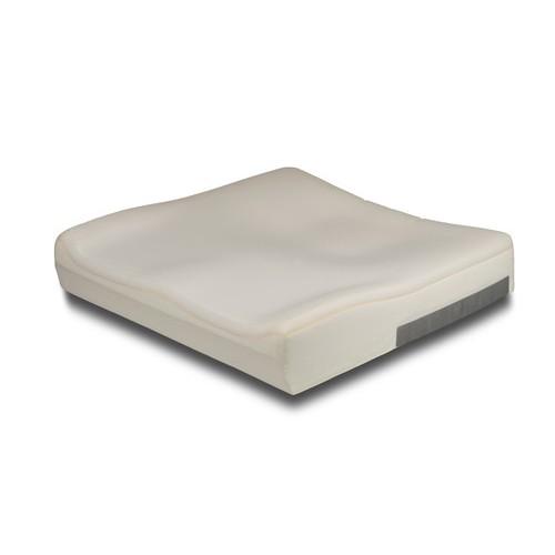 White Sunrise Medical JAY® Ion® Cushion Wheelchair Cushion