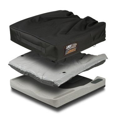 Sunrise Medical JAY® J2® Deep Contour Wheelchair Cushion