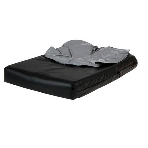 Black Sunrise Medical JAY® X2® Wheelchair Cushion