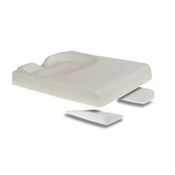 White Sunrise Medical JAY® X2® Wheelchair Cushion