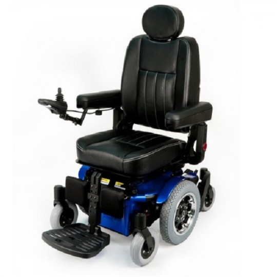 Sunrise Quickie Pulse Series Power Wheelchair