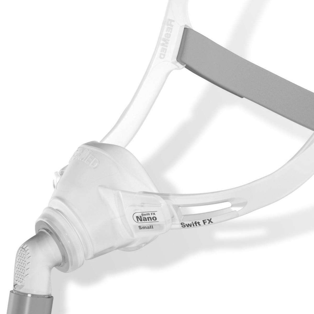 Swift FX Nano Nasal CPAP Mask with Headgear