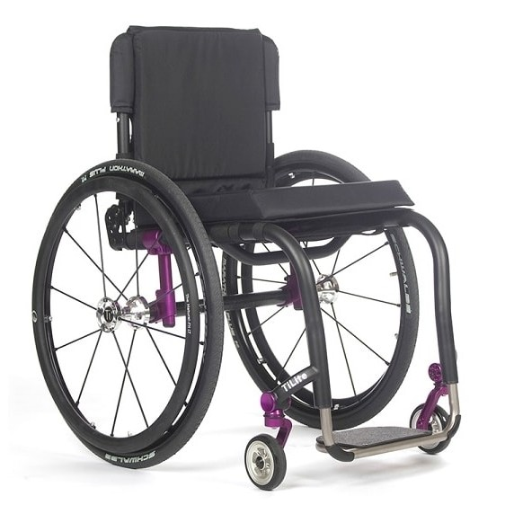 TiLite Aero Z Rigid Manual Wheelchair