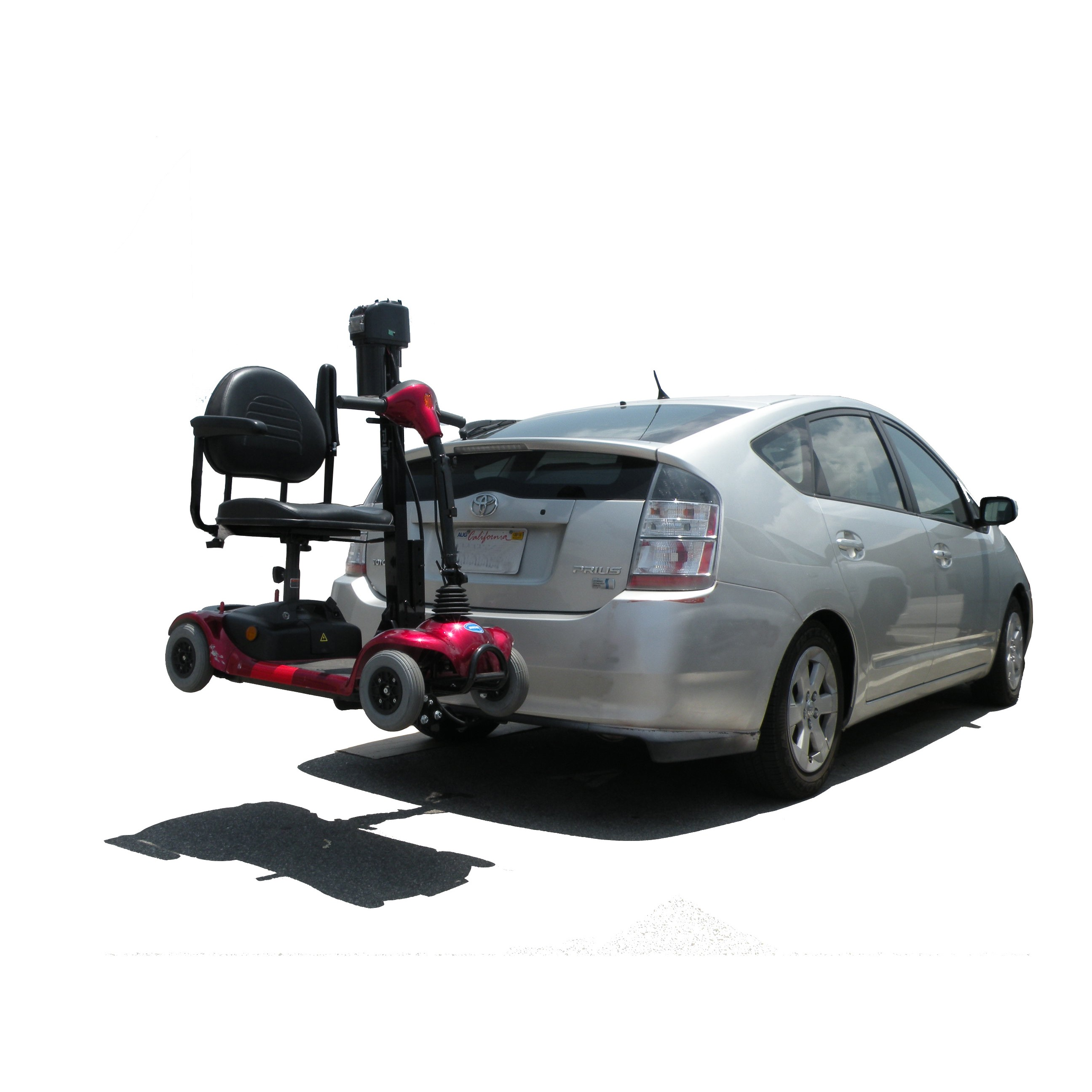 Trilift Mobility Power Chair Scooter Amp Wheelchair Carrier