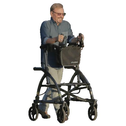 UpWalker Walking Aid Upright Walker