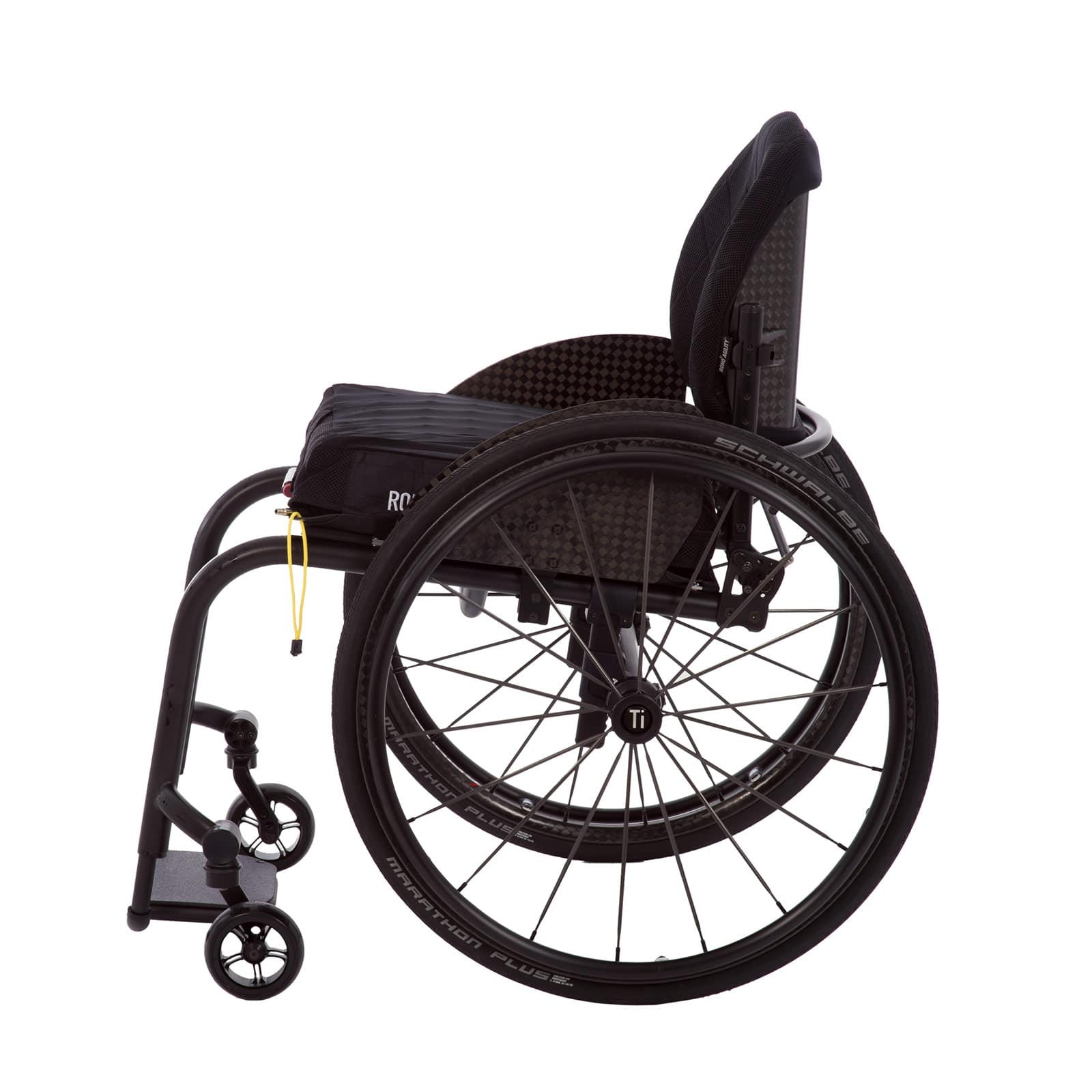 Tilite Zra Series 2 Rigid Titanium Wheelchair