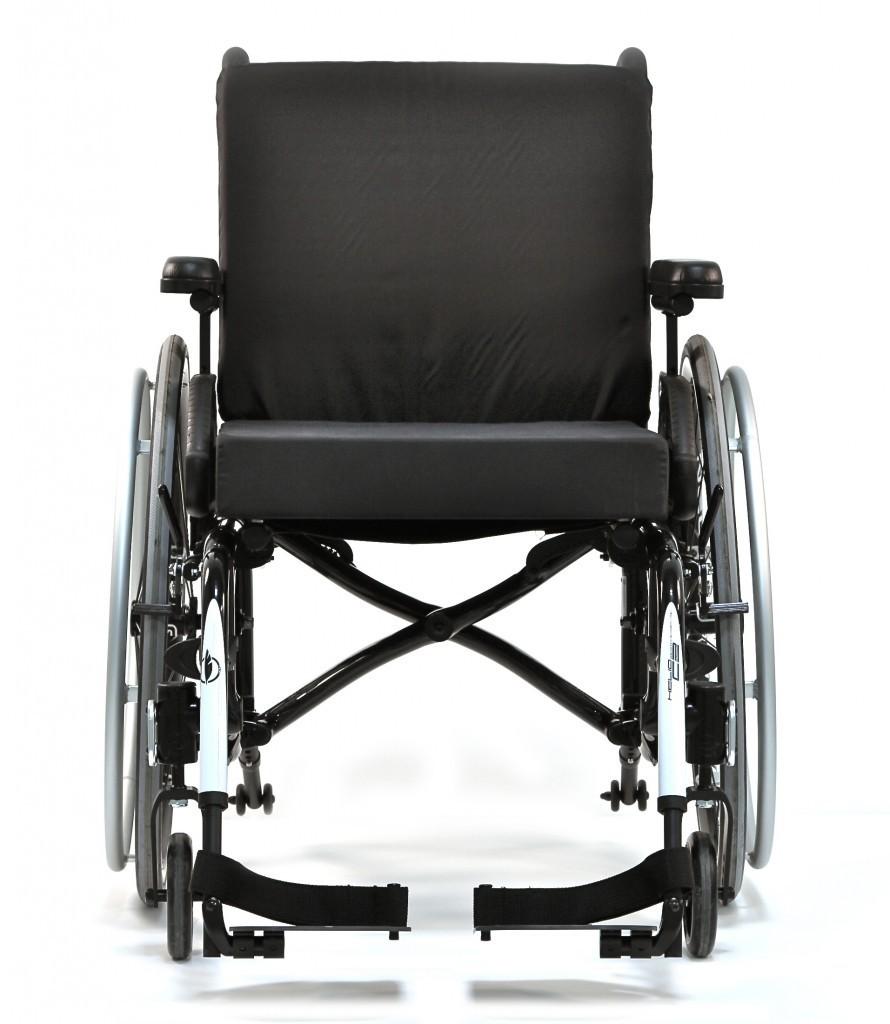 Motion Composites Helio C2 Ultralight Folding Wheelchair