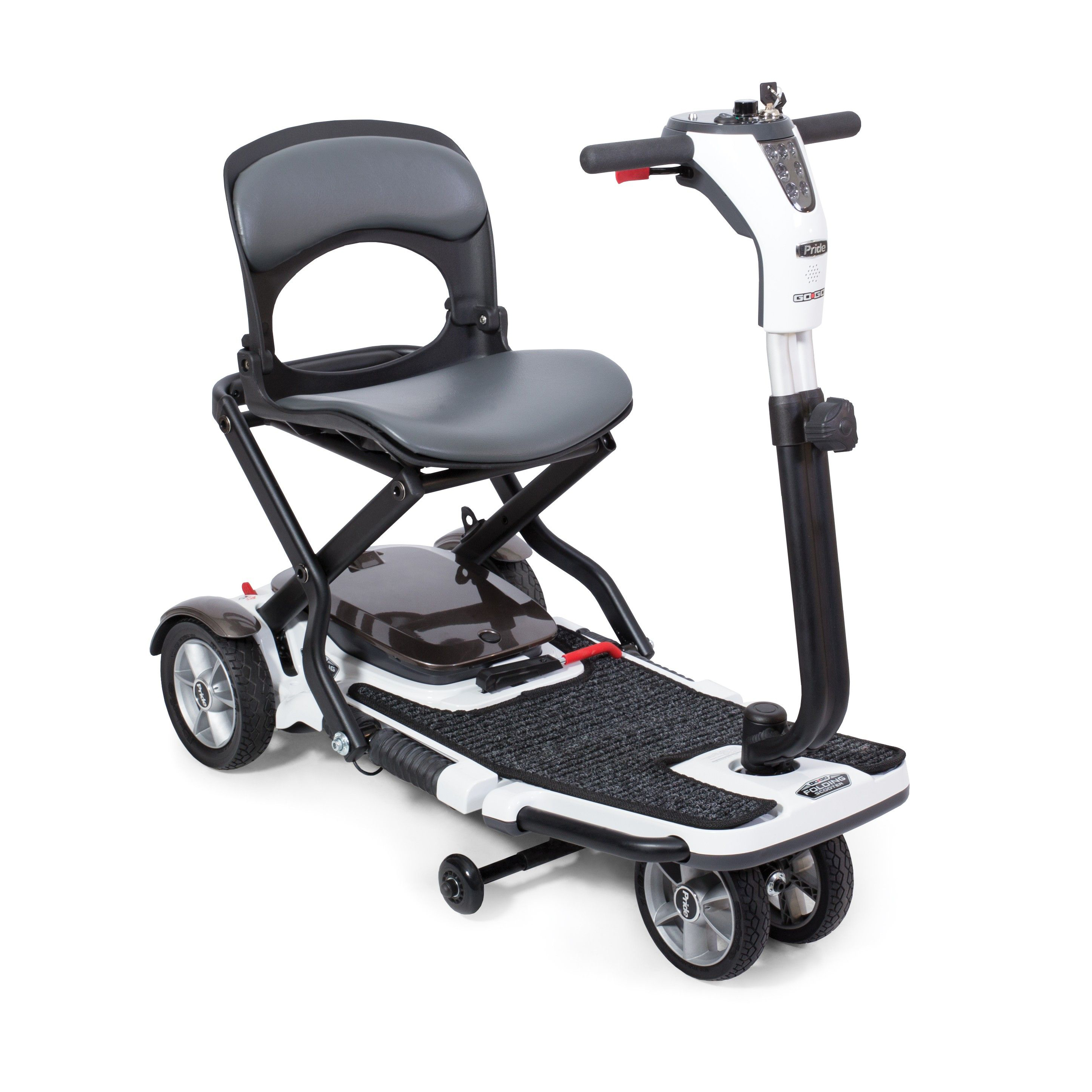 Pride Mobility Scooter >> Pride Mobility Go Go Folding Mobility Scooter
