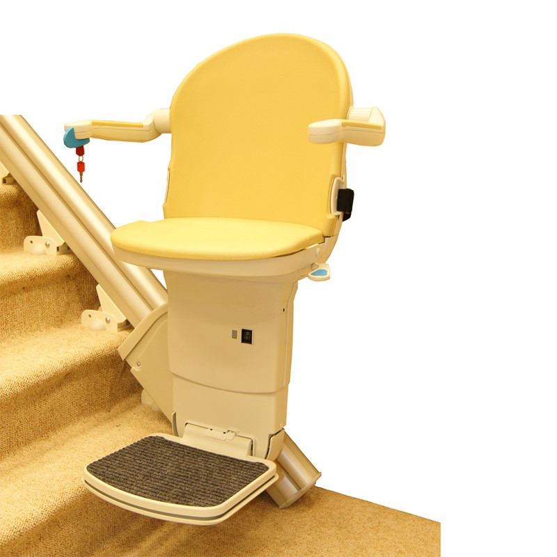 Sterling 1000 XXL Straight Stair Lift on