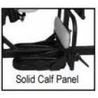 Solid Calf Panel