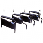 Desk Length Adjustable Height Conventional