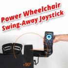 Electric Wheelchair Swing Away Joystick Mounts Guide