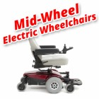 Mid-Wheel Power Wheelchairs