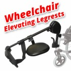 Wheelchair Elevating Legrests Guide