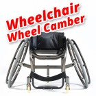 Wheelchair Wheel Camber Guide