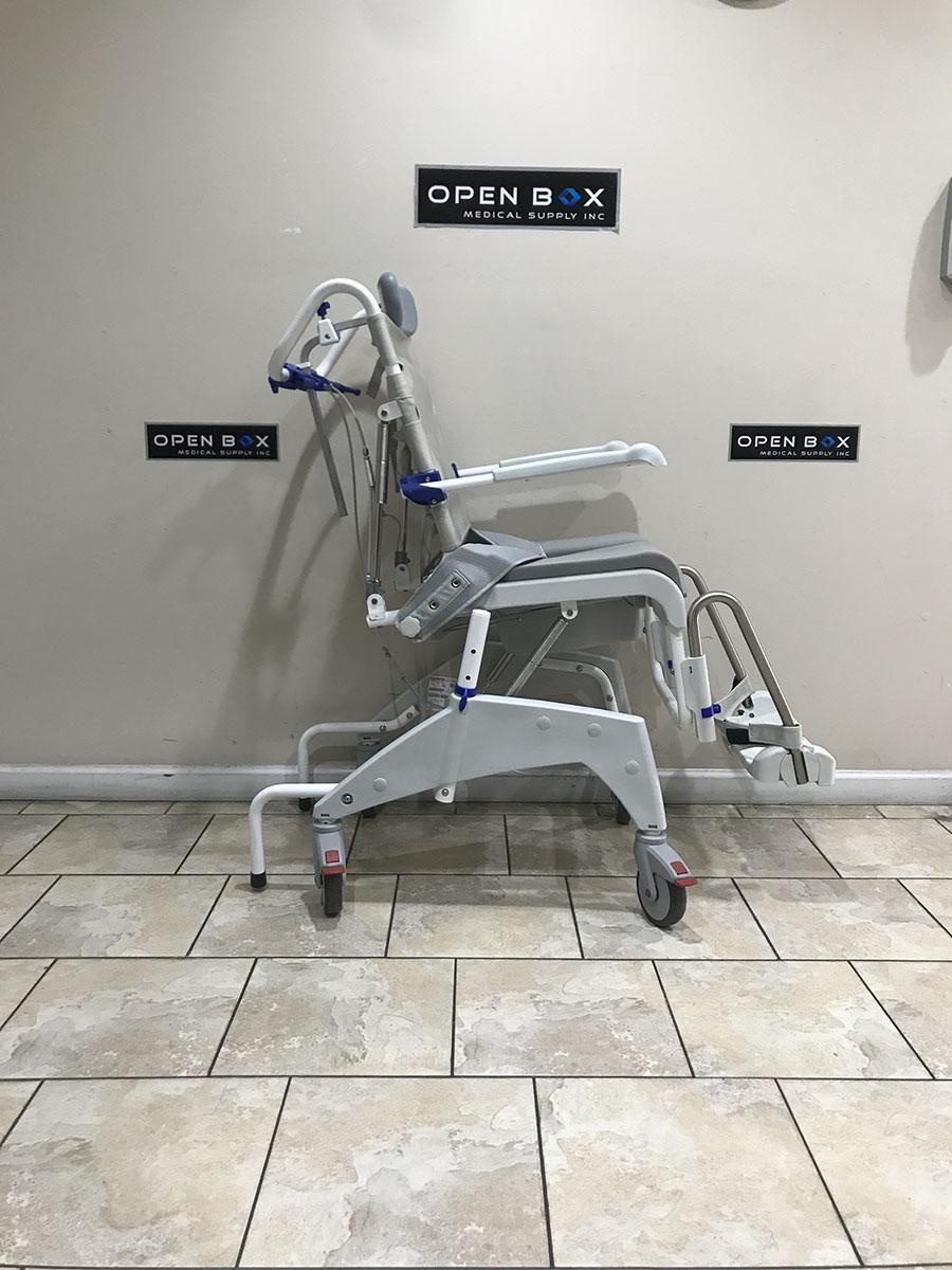 Aquatec Ocean Dual Vip Tilt Shower Commode Chair