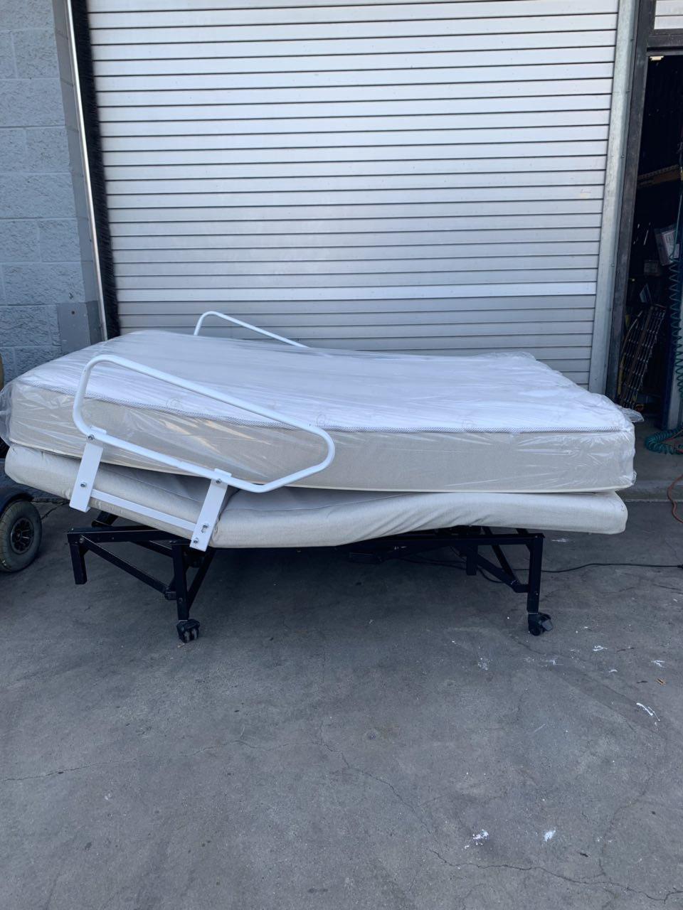 Pre Owned Flex A Bed Full Size Hi Low Adjustable Bed