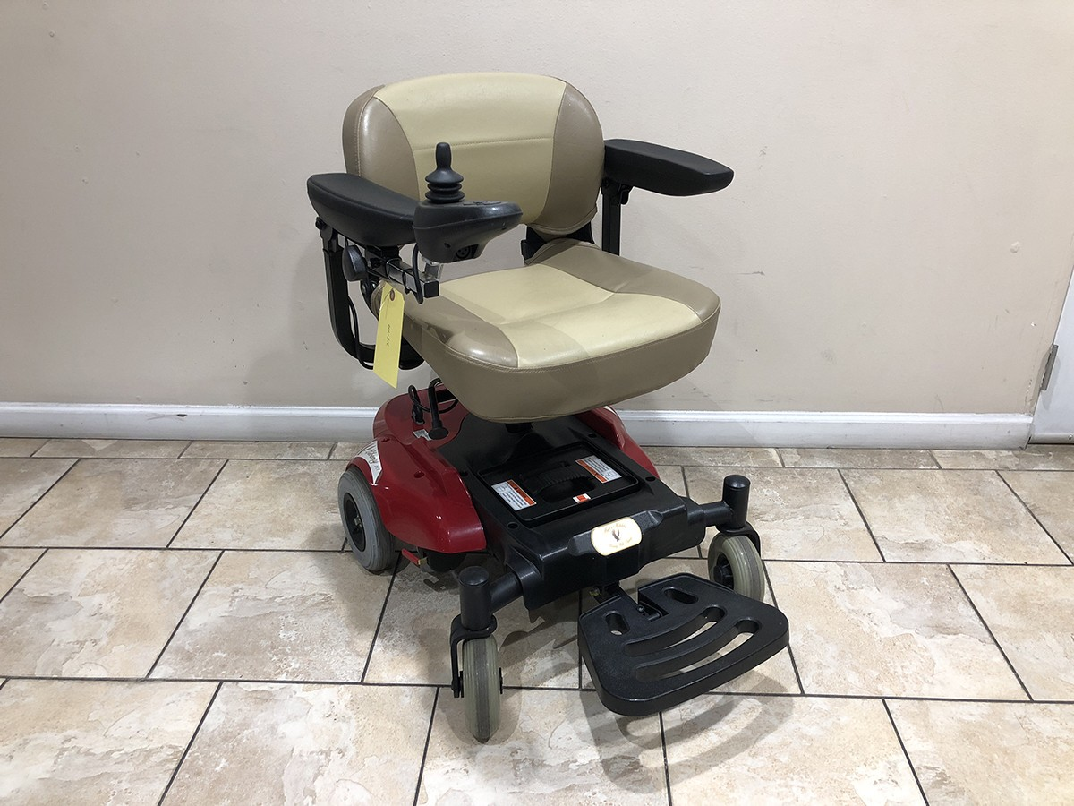 Used Revolution Mobility Liberty 211 Power Wheelchair