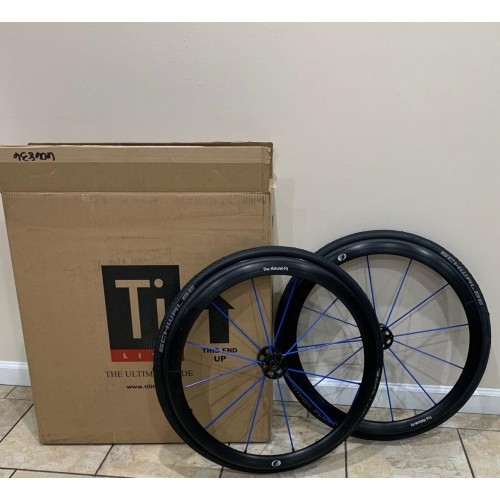 "25"" Spinergy LX Wheelchair Wheels With Natural Fit Push Rims"