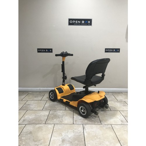 Back view of 4 Wheel Mobility Scooter