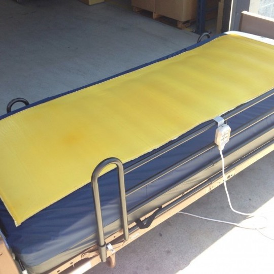 Used Action Products Mattress Overlay with Hitch