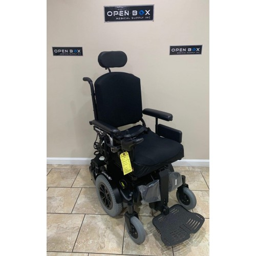 Alltrack M3 Mid-Wheel Power Wheelchair