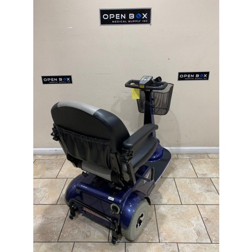Back view of Amigo RD Mobility Scooter