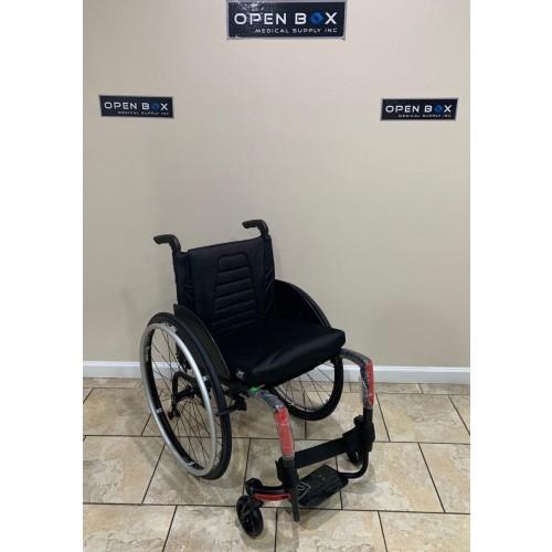 Apex Rigid Carbon Fiber Ultralight Wheelchair