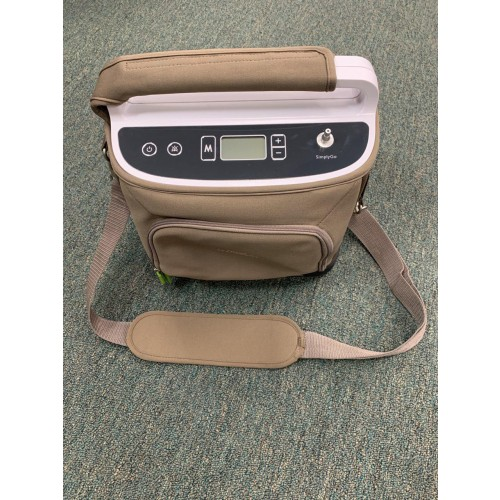 Used Respironics SimplyGo Oxygen Concentrator