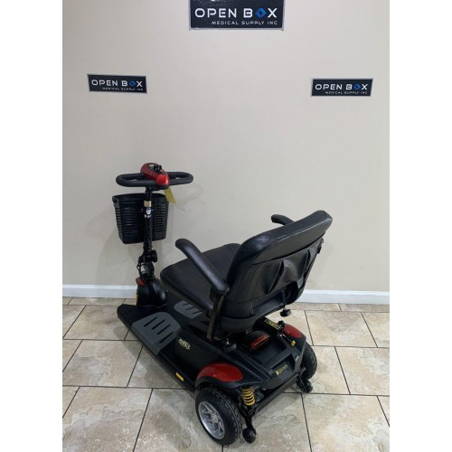 Back view of Buzzaround EX 3 Wheel Mobility Scooter