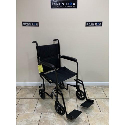 Drive Aluminum Transport Wheelchair