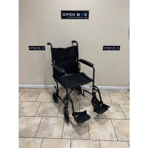 Drive Medical Steel Transport Wheelchair