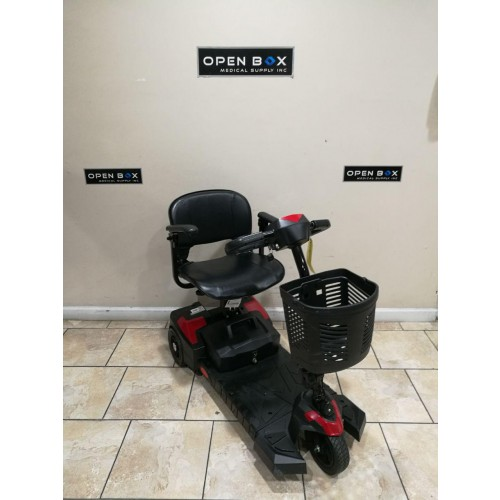 Drive Scout Compact 3 Wheel Travel Power Scooter