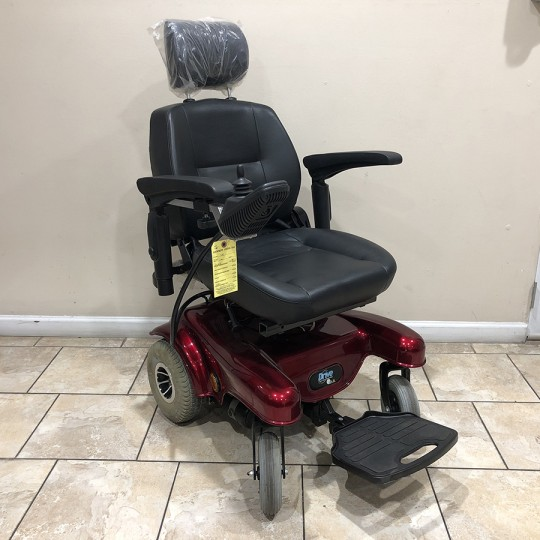 Used Drive SunFire Plus EC Power Wheelchair