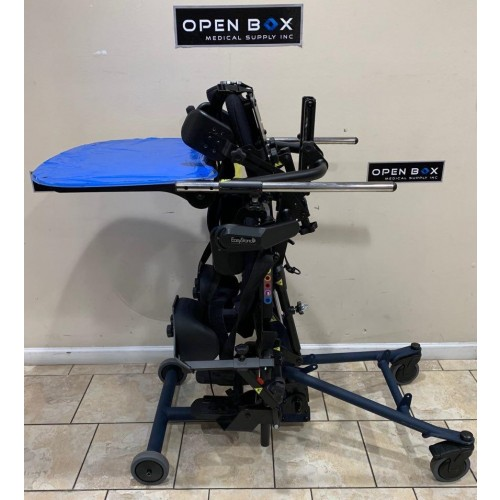 Side view of EasyStand Bantam Sit-to-Stand Medium Stander
