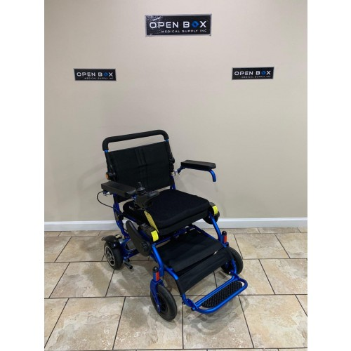 Geo Cruiser Elite EX Compact Folding Power Chair