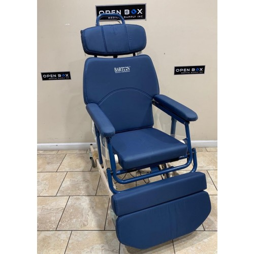 H-250 Barton Chair With Patient Transfer System